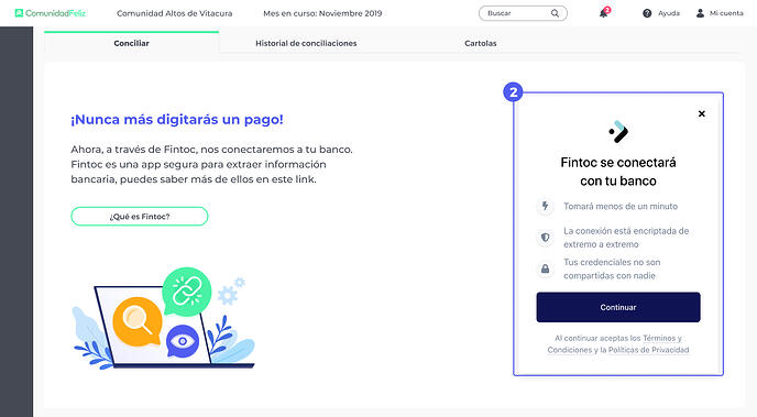 Fintoc_ inicio